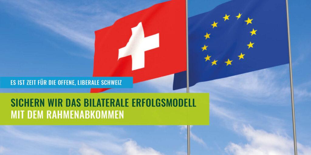 Für das bilaterale Rahmenabkommen